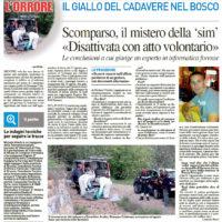 """""""La nazione"""" intervista dell' Ing. Michele Vitiello"""